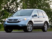 2011 Honda CR-V (EX-L with Navigation)