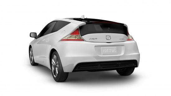 Honda CR-Z Sport Hybrid Coupe