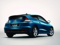 2011 Honda CR-Z Sport Hybrid Coupe, 1 of 13