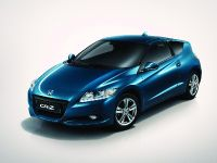 2011 Honda CR-Z Sport Hybrid Coupe, 3 of 13