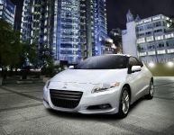 2011 Honda CR-Z Sport Hybrid Coupe, 4 of 13