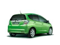 2011 Honda Jazz Hybrid, 1 of 8