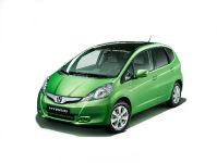 2011 Honda Jazz Hybrid, 2 of 8