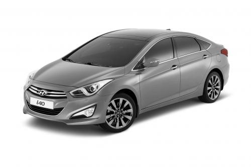 2011 Hyundai i40 седан