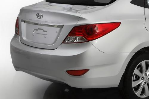 2011 Hyundai Solaris объявлен для России