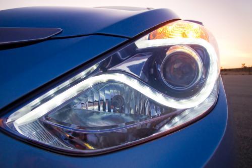 2011 Hyundai Sonata Hybrid цена
