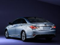 2011 Hyundai Sonata Hybrid, 5 of 16