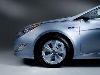 2011 Hyundai Sonata Hybrid, 8 of 16