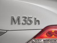 2011 Infiniti M35h, 3 of 6