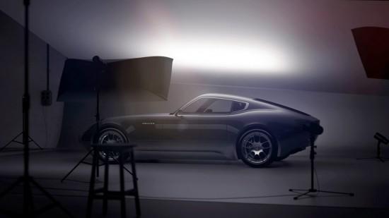 Jaguar E-type Concept