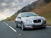 2011 Jaguar XF, 3 of 5