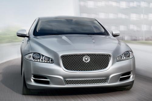 Jaguar XJ Sentinel - самый безопасный спортивный автомобиль на рынке