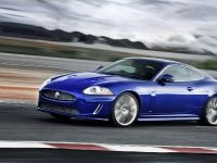 The 2011 Jaguar XKR with Speed Pack