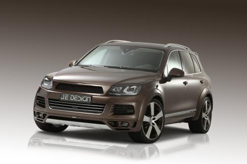 2011 Volkswagen Touareg refined by JE DESIGN