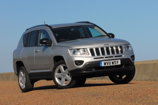 Jeep Compass UK