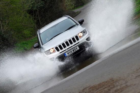 Jeep Compass UK