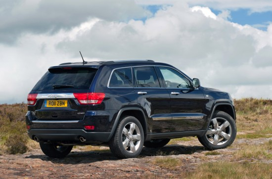 Jeep Grand Cherokee UK