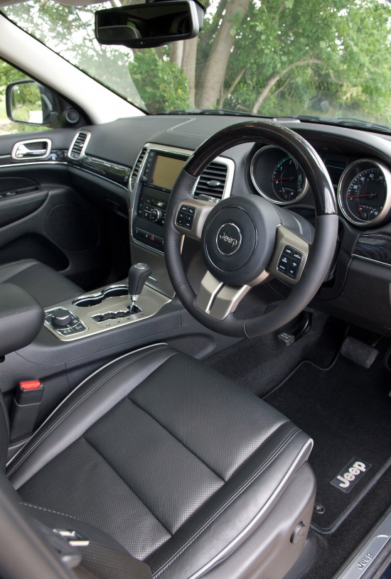Jeep Grand Cherokee UK