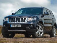 2011 Jeep Grand Cherokee UK, 2 of 16