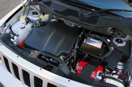 Jeep Patriot с новым дизельным двигателем на 2011 год