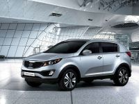2011 KIA Sportage, 1 of 5