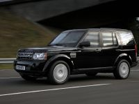 2011 Land Rover Discovery 4 Armoured, 1 of 5