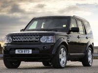 2011 Land Rover Discovery 4 Armoured, 2 of 5
