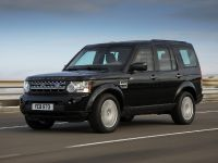 2011 Land Rover Discovery 4 Armoured, 4 of 5