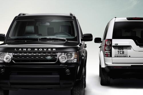 Land Rover Discovery 4 Landmark Special Edition попадает на рынок Великобритании