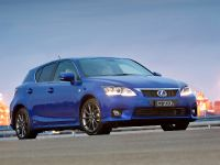 2011 Lexus CT 200h F Sport, 3 of 14