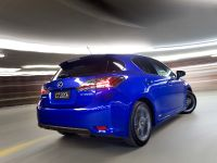 2011 Lexus CT 200h F Sport, 5 of 14