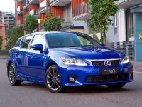2011 Lexus CT 200h F Sport, 6 of 14