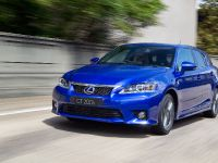 2011 Lexus CT 200h F Sport, 8 of 14