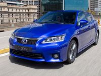 2011 Lexus CT 200h F Sport, 9 of 14