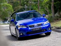 2011 Lexus CT 200h F Sport, 10 of 14