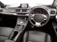 2011 Lexus CT 200h F Sport, 12 of 14