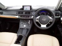 2011 Lexus CT 200h F Sport, 13 of 14
