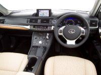 2011 Lexus CT 200h F Sport, 13 of 14