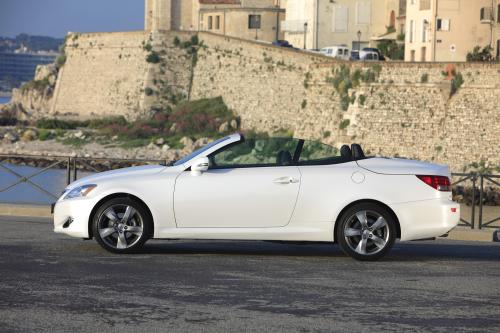 Lexus IS 250C Limited Edition