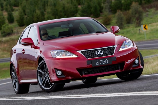 Lexus IS 350 Sports Luxury