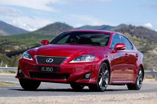 Lexus IS 350 Sports Luxury