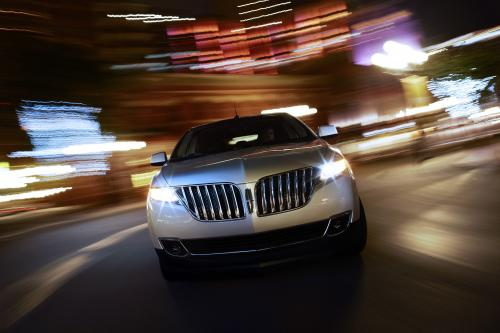 2011 Lincoln MKX пакеты больше технологий и эксклюзивных функций