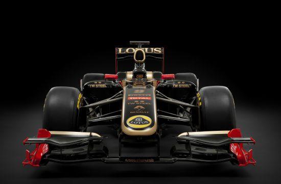 Lotus Renault GP Car