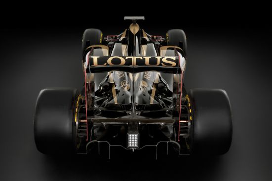 Lotus Renault GP Car