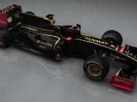 2011 Lotus Renault GP Car