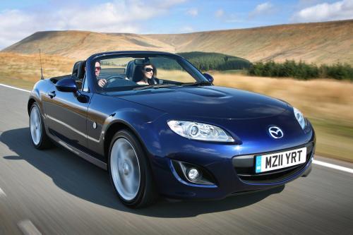 2011 Mazda MX-5 Цена - £17 990