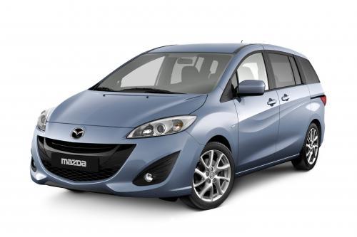 Mazda объявила о мировой премьере новой Mazda5