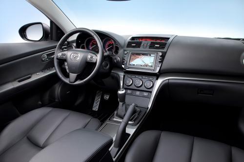 2011 Mazda6 Facelift дебютирует на Женевском автосалоне