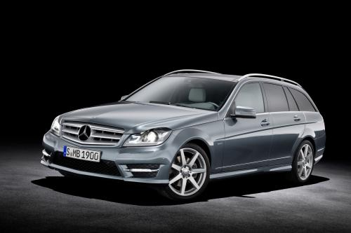 Mercedes-Benz C-class Estate [фотографии]
