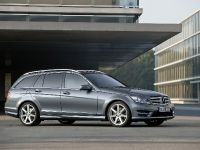 2011 Mercedes-Benz C-Class Estate, 7 of 9